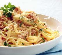 Jak zrobić spaghetti carbonara? Klasyczny włoski przepis