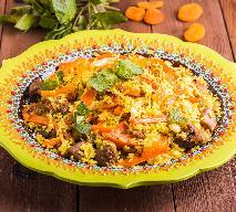 Ryż curry z morelami i dodatkiem miodu