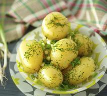 Sałatka z młodych ziemniaków - inny pomysł na młode ziemniaki