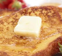 Tosty cytrynowe - przepis na lekkie, francuskie śniadanie