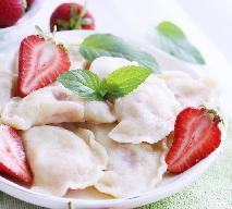 Pierogi z truskawkami: łatwy przepis na pyszne danie