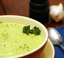 Rozgrzewająca zupa krem z awokado