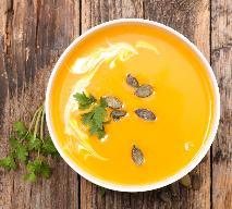 Zupa z dyni na mleku