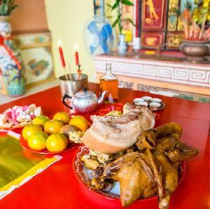 Co Chińczycy jedzą, gdy świętują CHIŃSKI NOWY ROK? [zobacz zdjęcia]