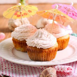 Muffinki Piña Colada - ananasowo-kokosowe