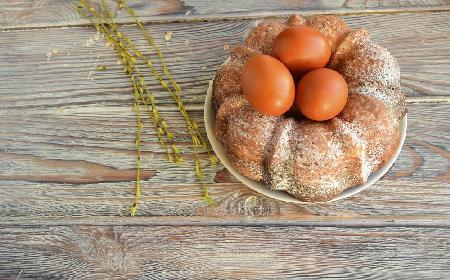 Babka owsiana - na Wielkanoc i nie tylko