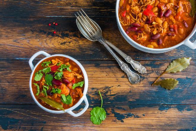 Przepis na sos pieczarkowy z nutką chili