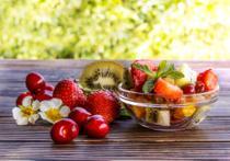 Sałatki z owocami