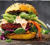 Roślinne zamienniki mięsa nie tylko dla wegan: nowe produkty dla nowych zwyczajów żywieniowych
